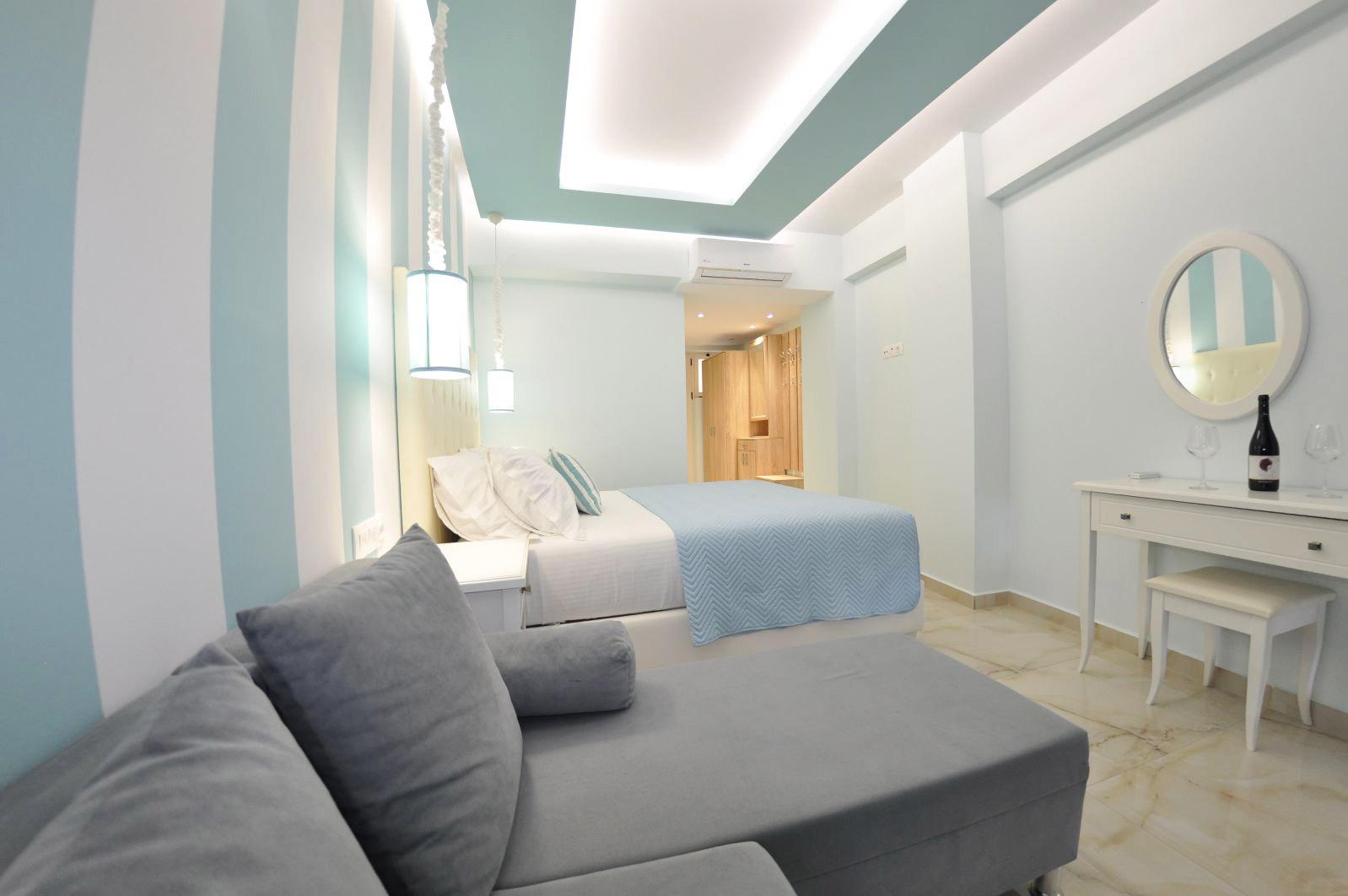deluxe double studio agios gordios hotel