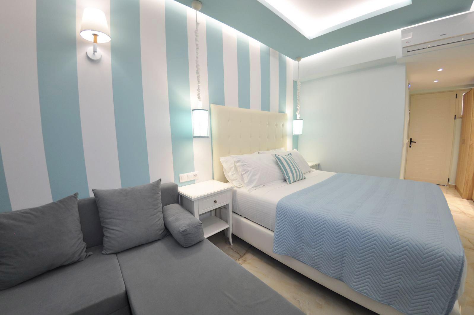 double studio bed